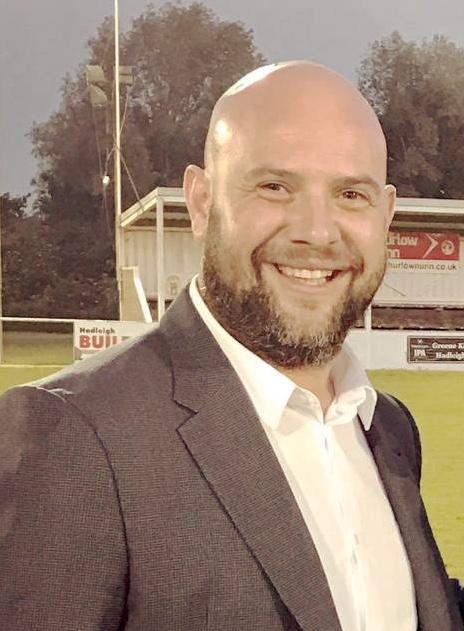 James Brunt, Sports Director - Midstream Lighting