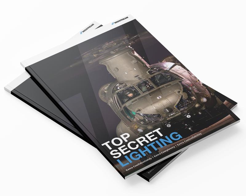 Midstream Military Lighting Brochure
