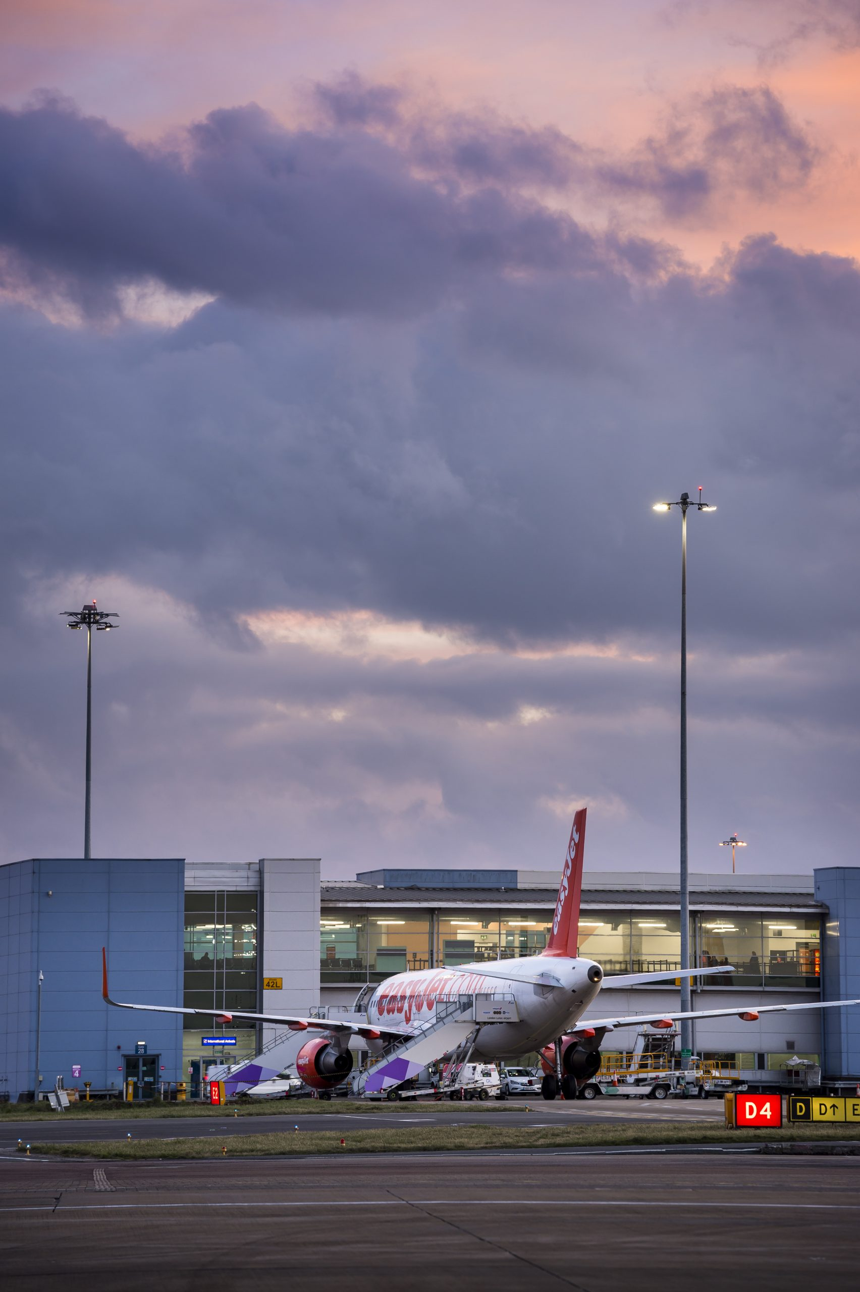 London Luton Airport Case Study