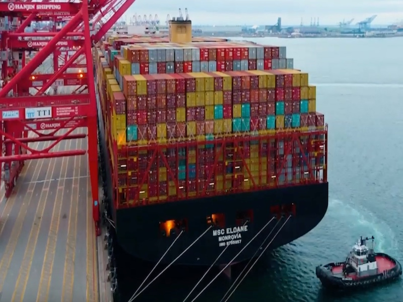 Total Terminals International Marine Case Study