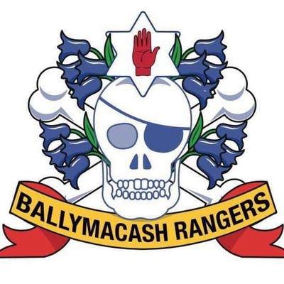 Ballymacash Rangers FC Logo
