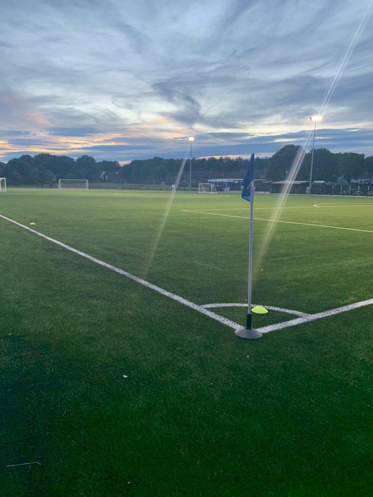 Ballymacash Rangers FC - Football Lighting