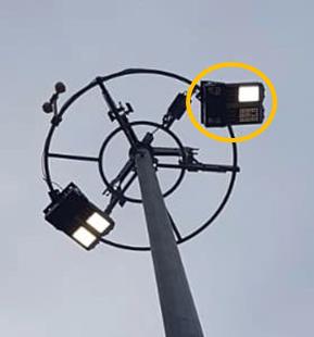 Fault Reporting - Midstream Lighting
