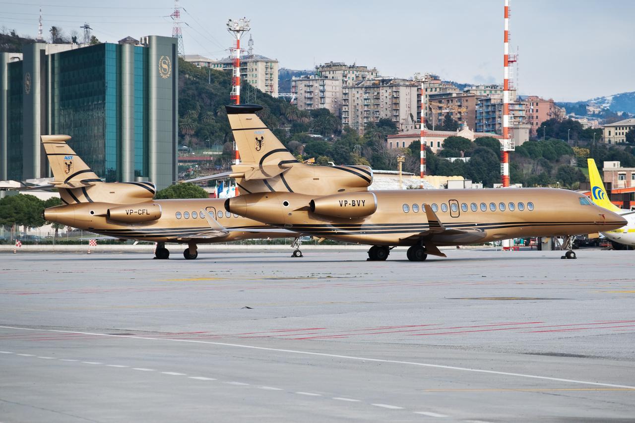 Genova Airport Aviation Case Study