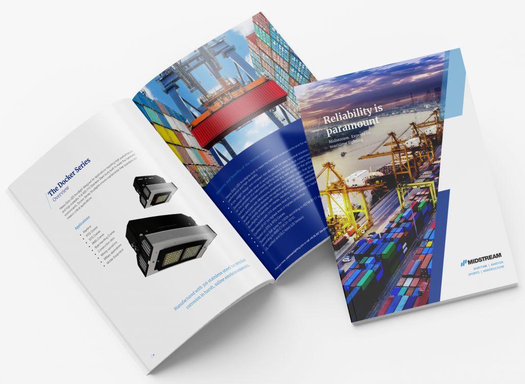 Maritime Brochure from Midstream Lighting