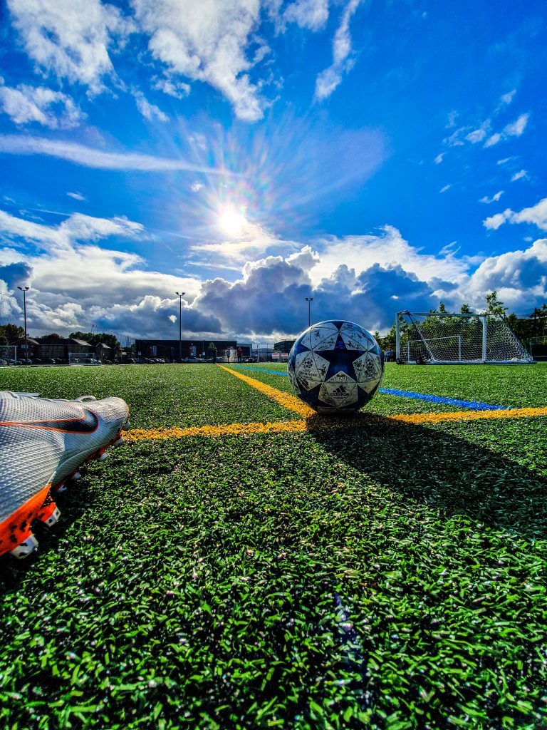 Football Pitch Lighting