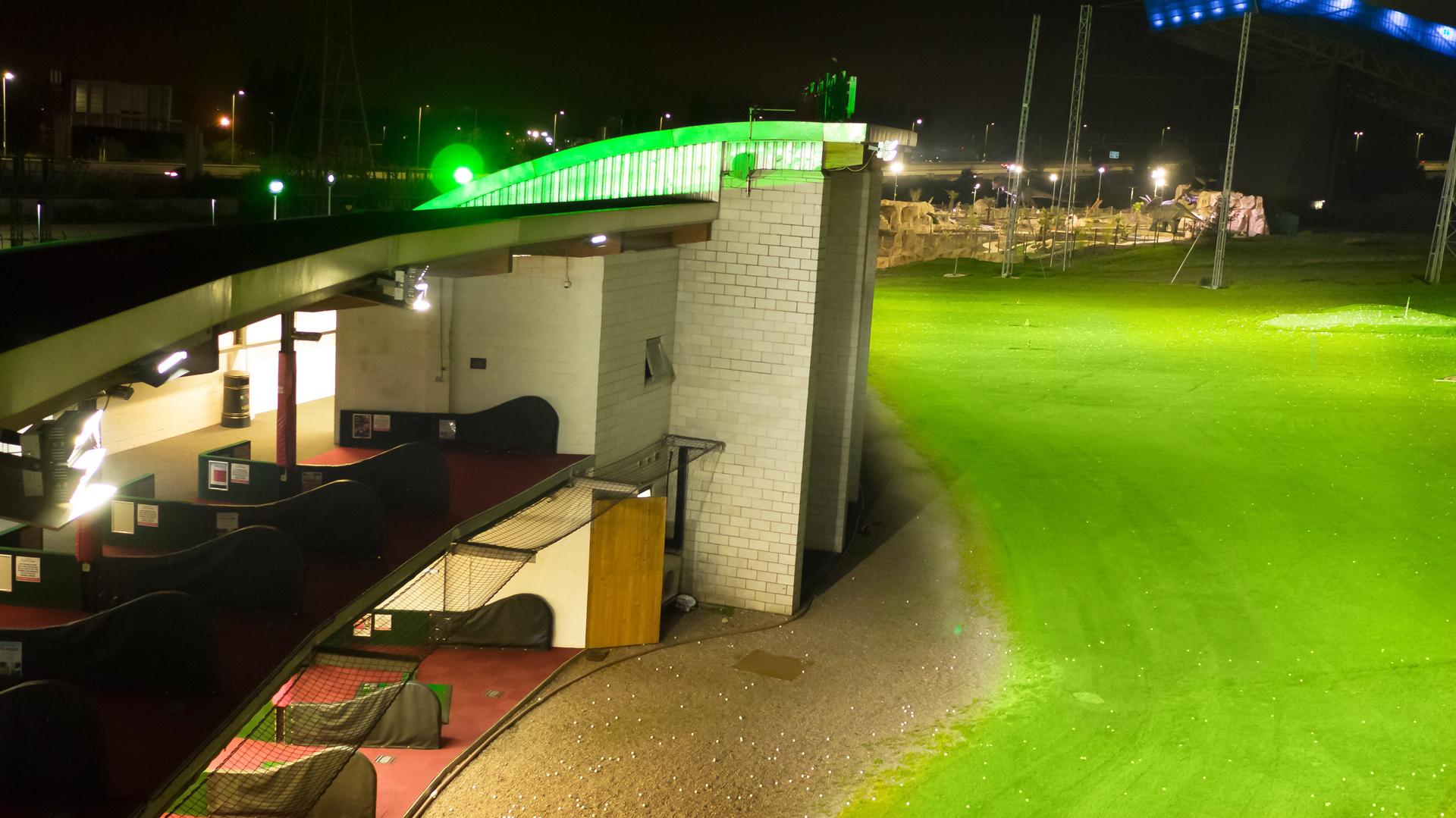 Trafford Golf Centre - Sports Case Study