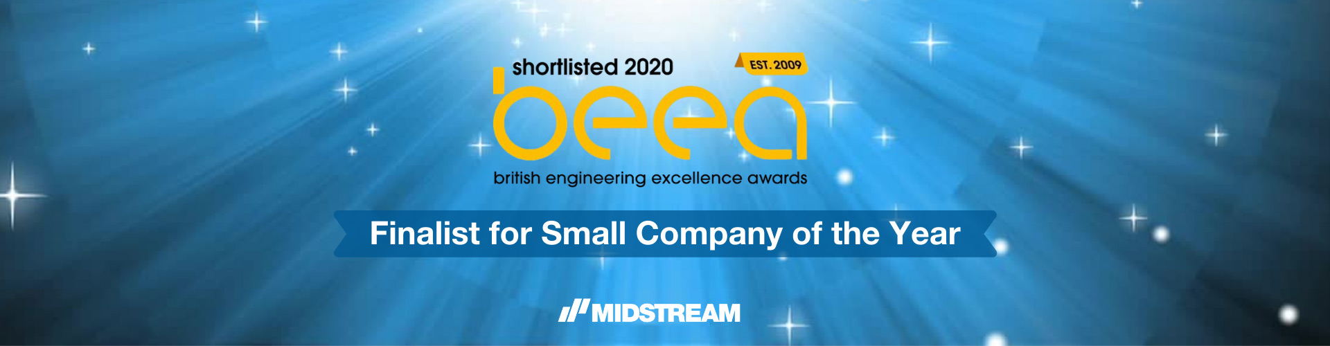 Midstream Lighting Small Company of the year