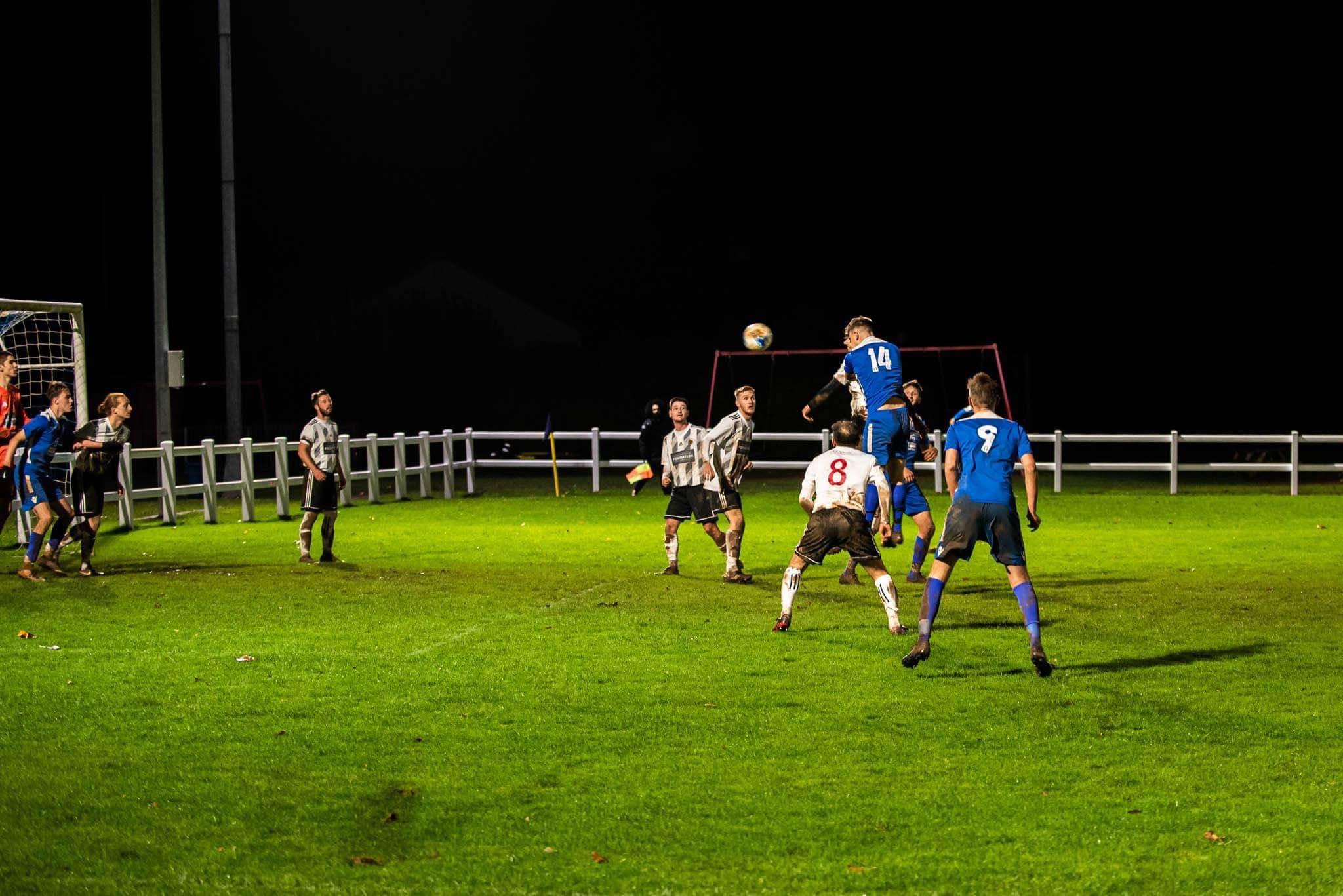 Winscombe AFC - Football LED Lighting