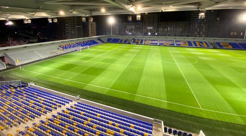 AFC Wimbledon - Football LED Floodlighting