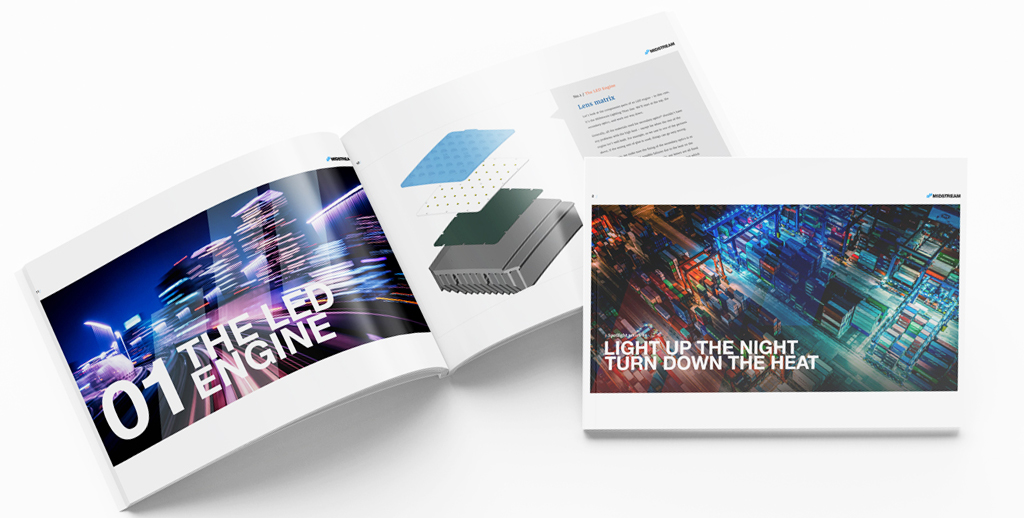 High Heat White Paper from Midstream Lighting