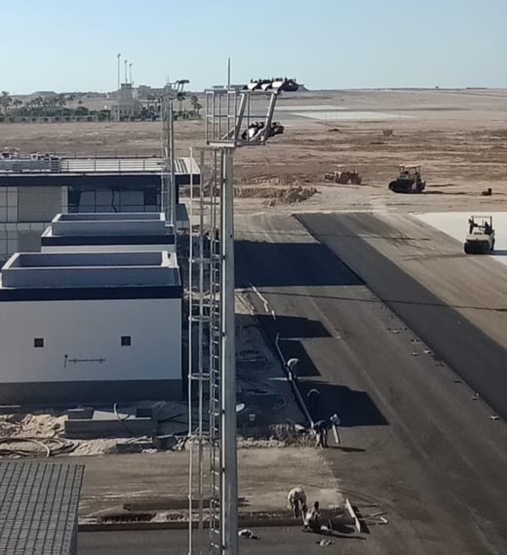 Borg El Arab International Airport, Aviation Case Study