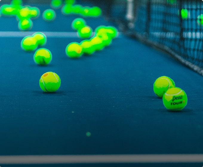 Tennis Lighting - Midstream Lighting