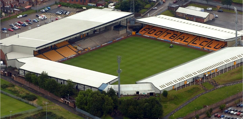 Port Vale Fc - Stadium Lighting Case Study
