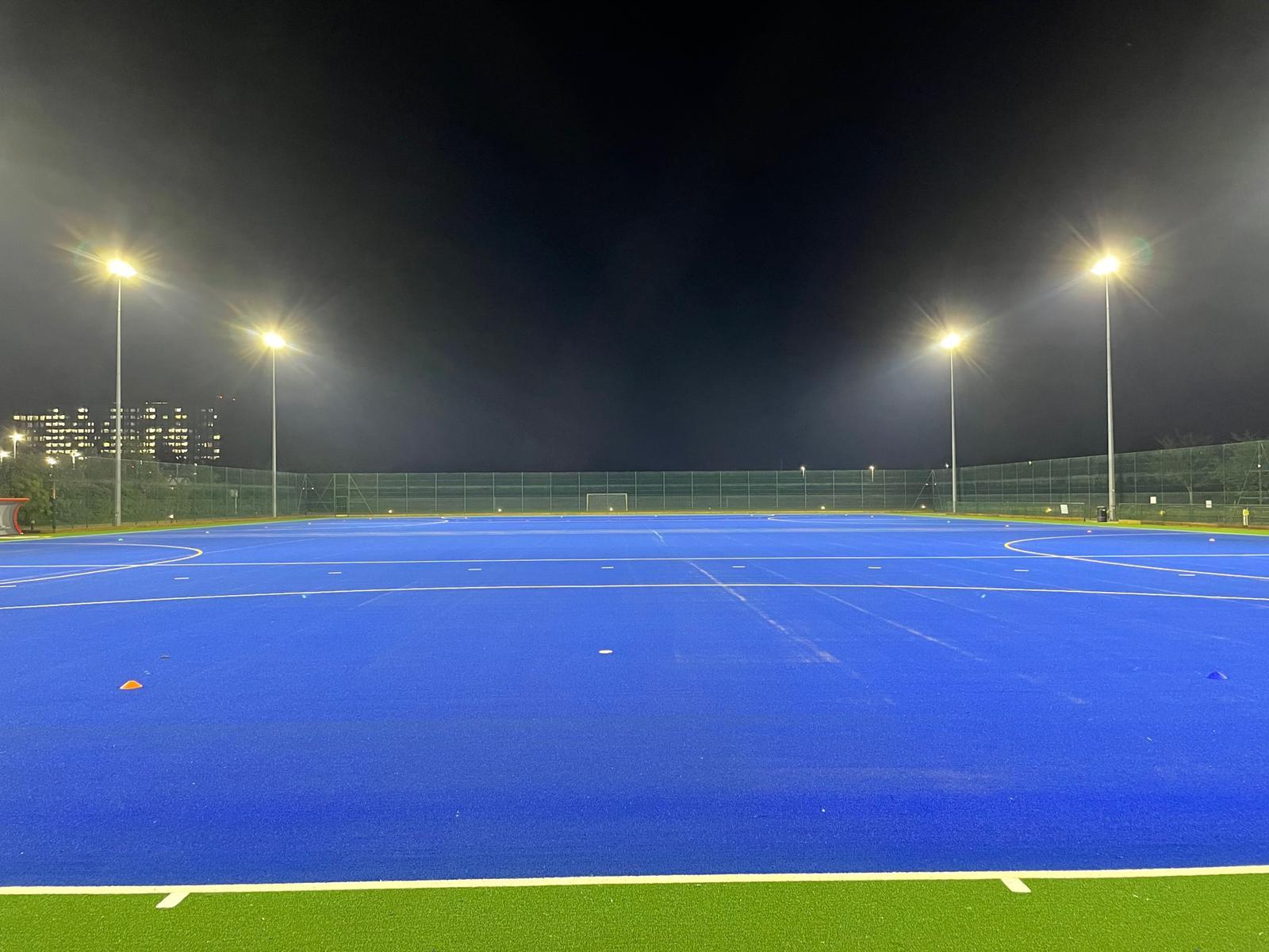 Hymers College Hockey Lighting Case Study