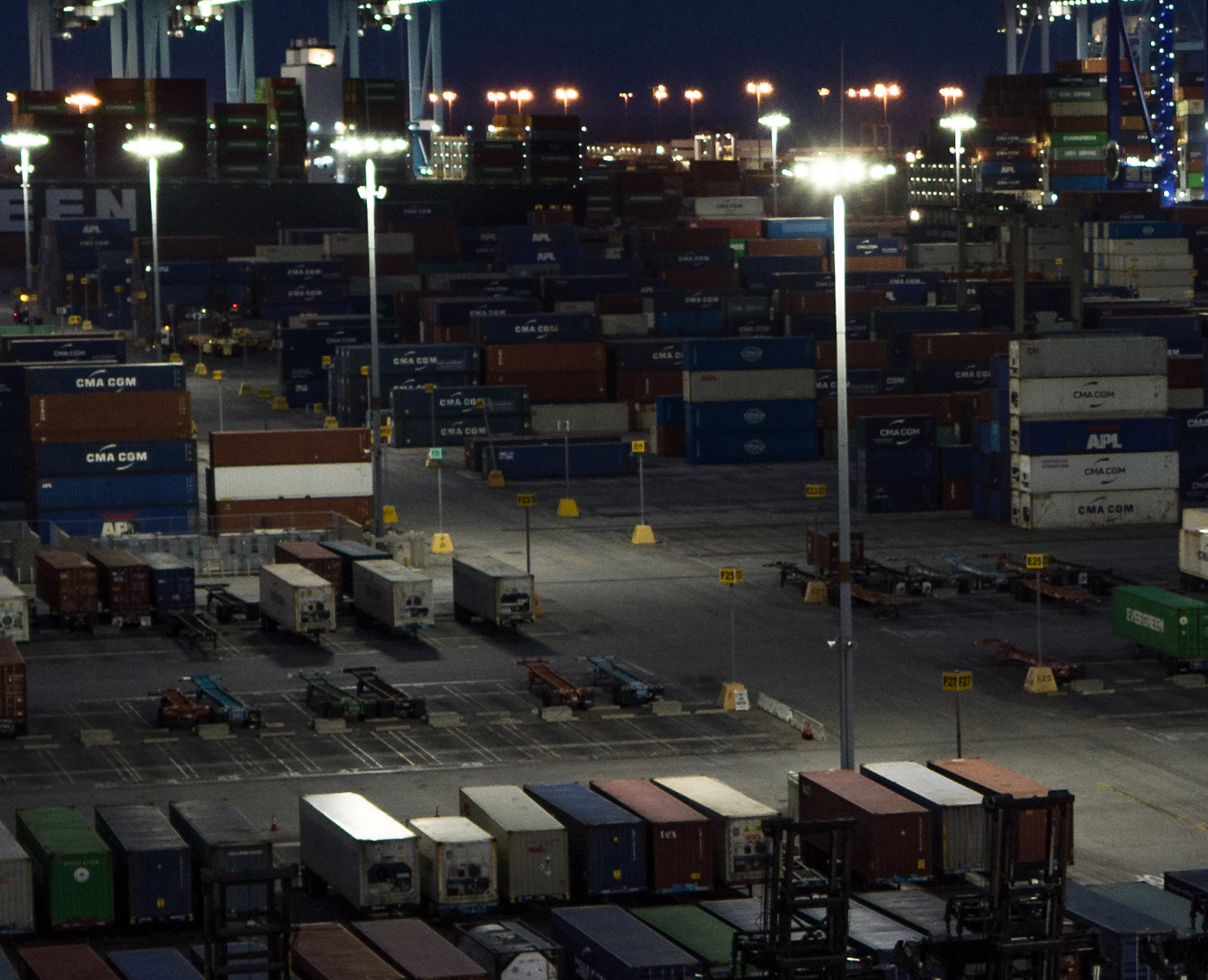 Protecting lives, reducing risks: how lighting holds the key to safer ports